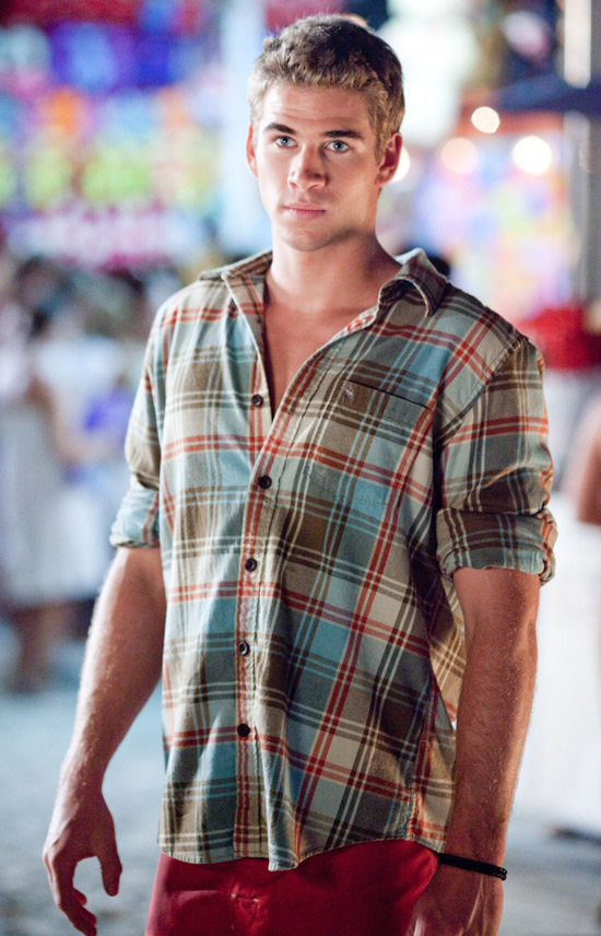 Happy Birthday Liam HemsworthLiam Hemsworth The Last Song Volleyball