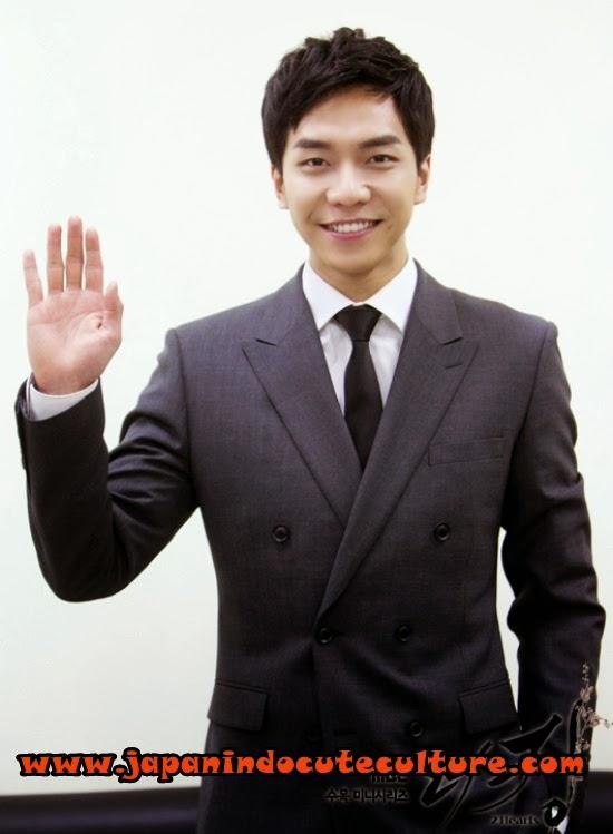 Lee Seung Gi Aktor Korea Paling Ganteng, Cakep, dan Imut