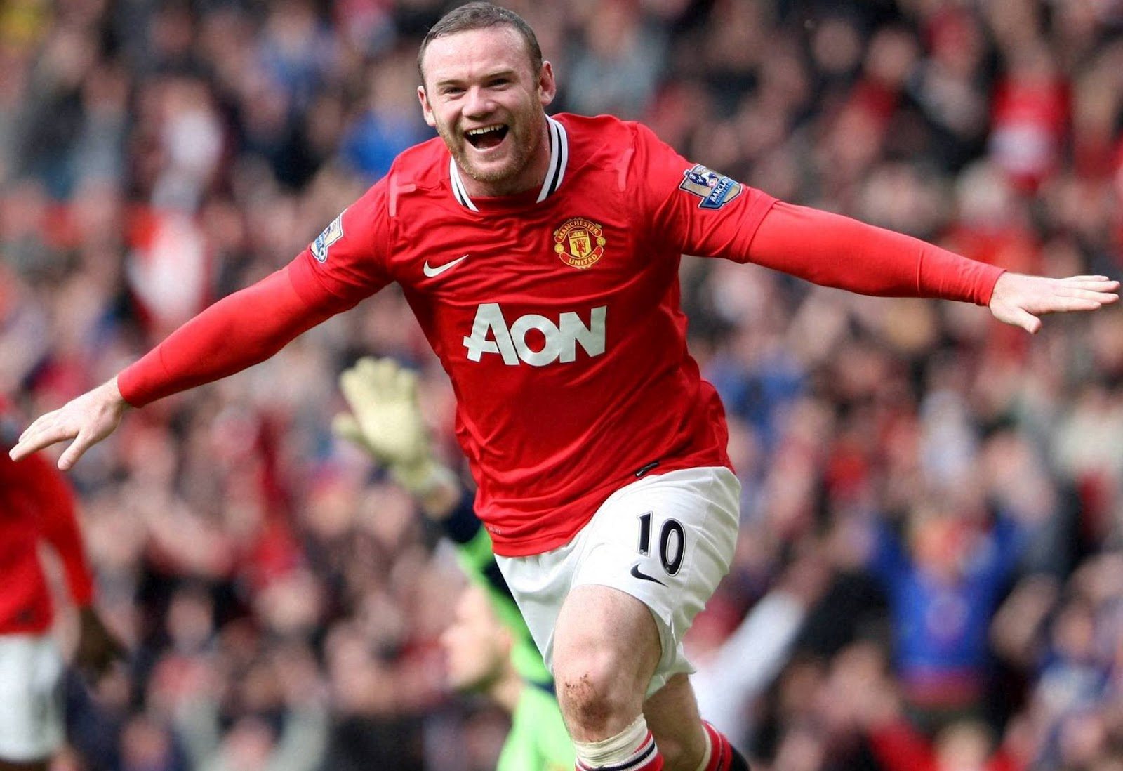 Wayne Rooney Football