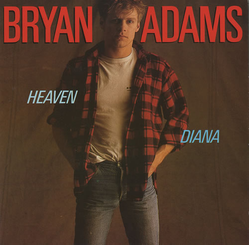 Bryan Adams Reckless Descuidado