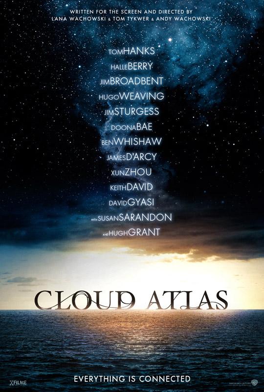 La Adaptación de Cloud Atlas esta repleta de estrellas...