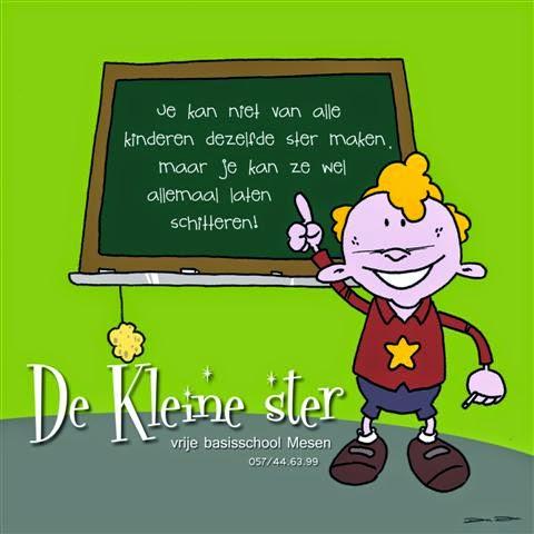 Website VBS Mesen De Kleine Ster