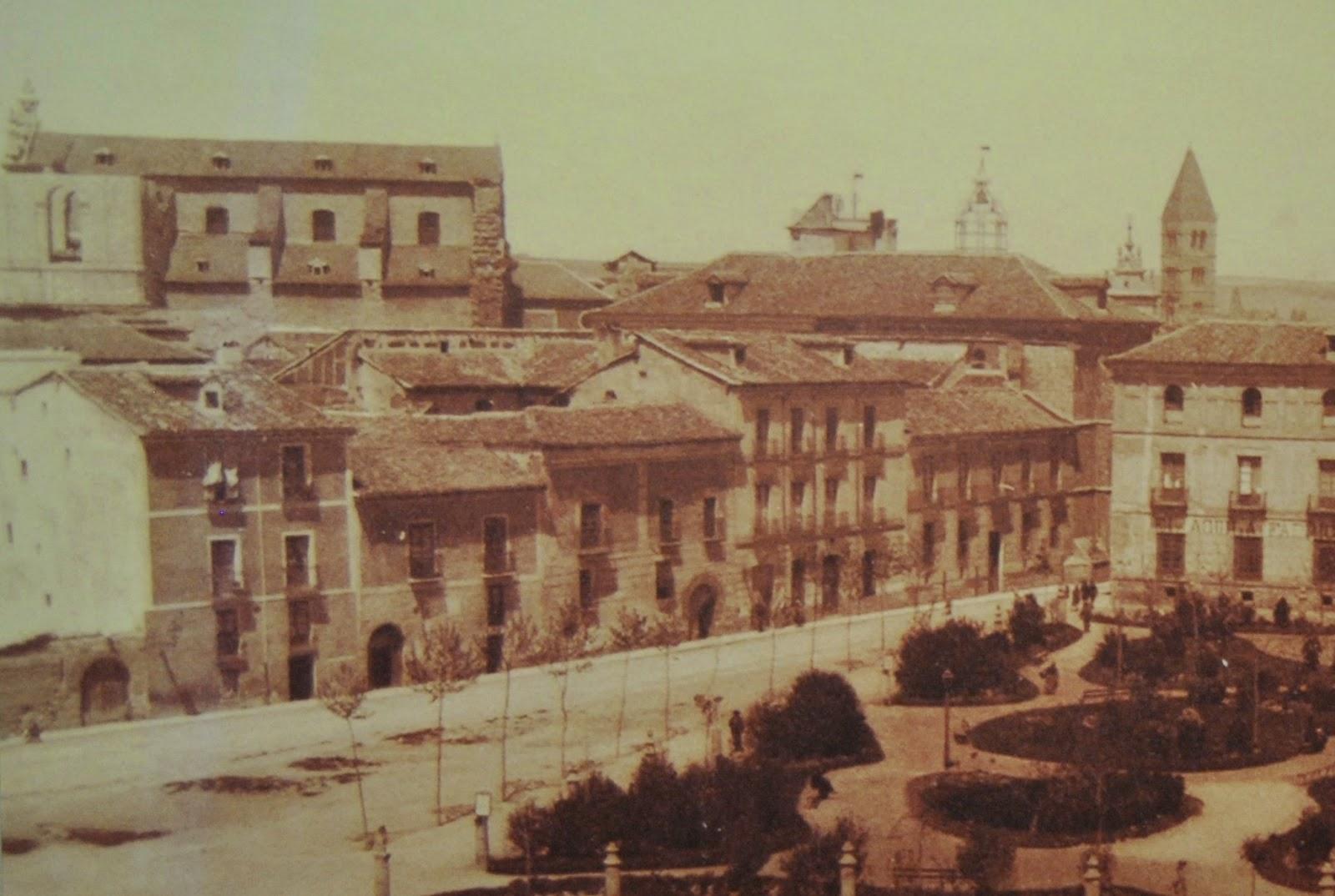 Arte en valladolid monumentos desaparecidos la casa de - Escuela arquitectura valladolid ...