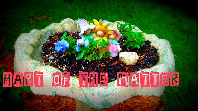 Hart Of The Matter