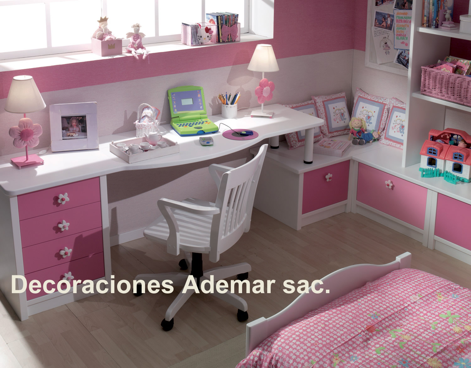 Decoraciones ademar decoraciones cortinas roller auto for Decoracion cortinas