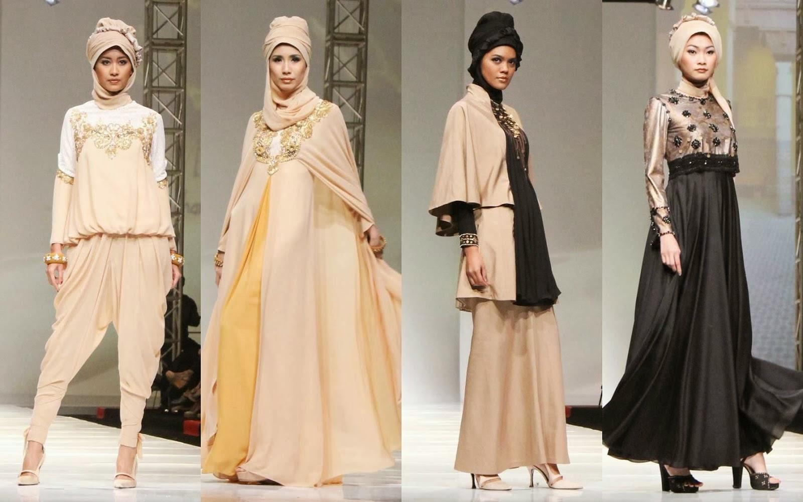 Trend Fashion Muslim Terkini Trend Baju Busana Muslim Modern