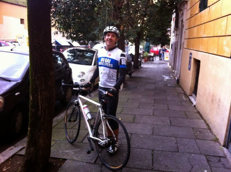 road bike rental in roma
