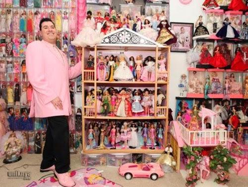 Terobsesi Boneka Barbie