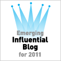 Top 10 Emerging Influential Blogs 2011