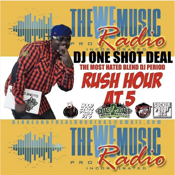 DJ ONE SHOT DEAL