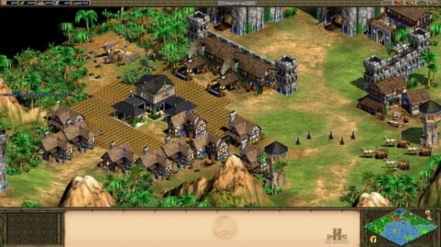Age of Empires 2 Games Screenshots