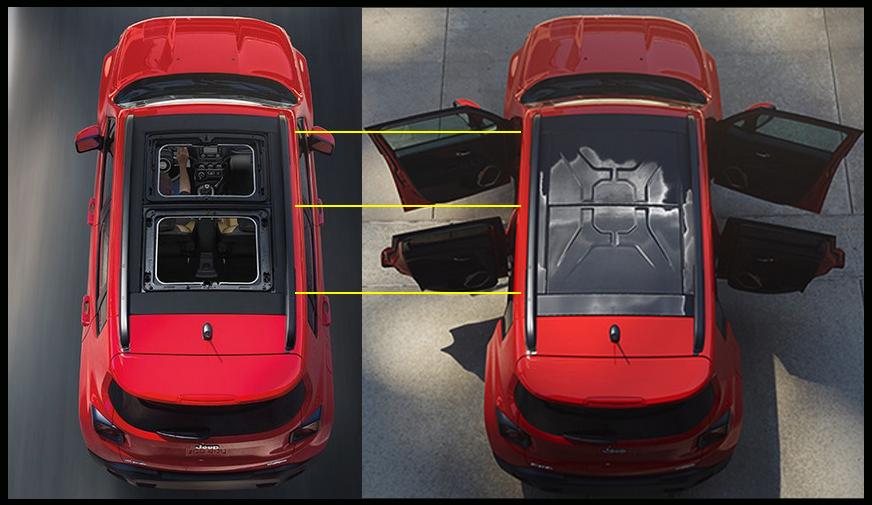 Jacked Up Jeep Renegade >> Bear Chrysler Dodge Jeep Ram: Hamster car or Jeep Renegade?