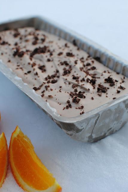 lchf, chokladparfait, parfait, choklad, apelsin, dessert, efterrätt, blogg, chokladkross, riven choklad, baka, laga, recept