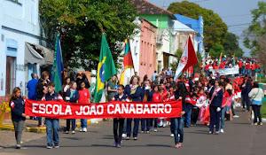 GENERAL CÂMARA - DESFILE 7 DE SETEMBRO 2012