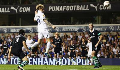 Tottenham Hotspurs 3 - 1 Shamrock (1)