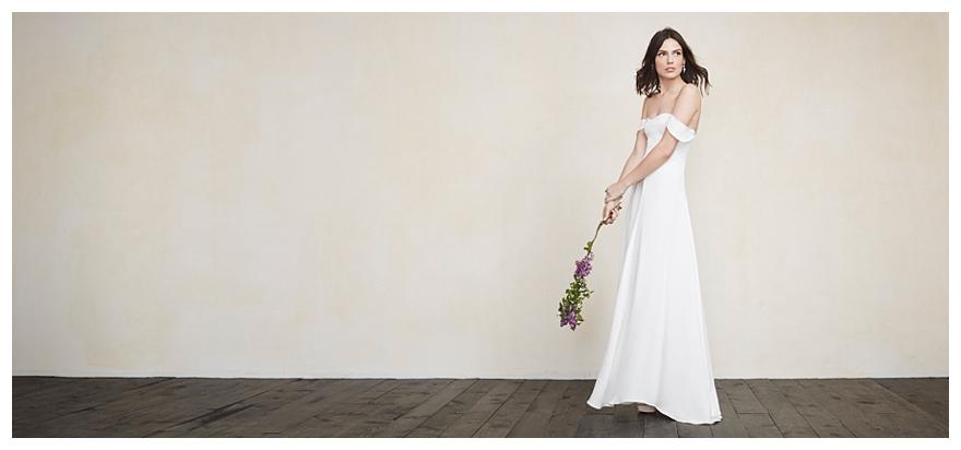 Affordable wedding dress series reformation junglespirit Images