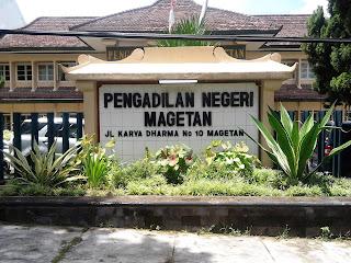 Pengadilan Negeri Magetan