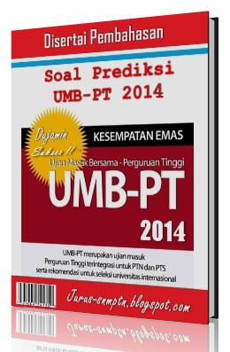Pembahasan Soal UMB-PT
