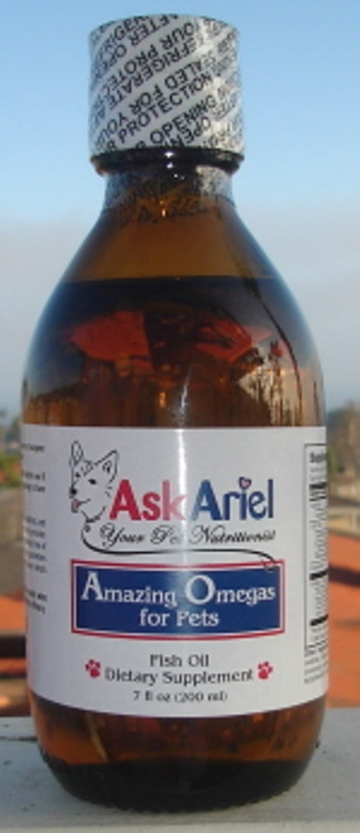 Holistic vet and pet nutrition journal dog dandruff and for Does fish oil help skin