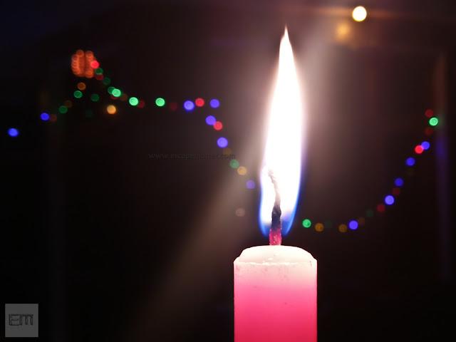Escape Matter, EscapeMatter, Burning Candle, Candle,