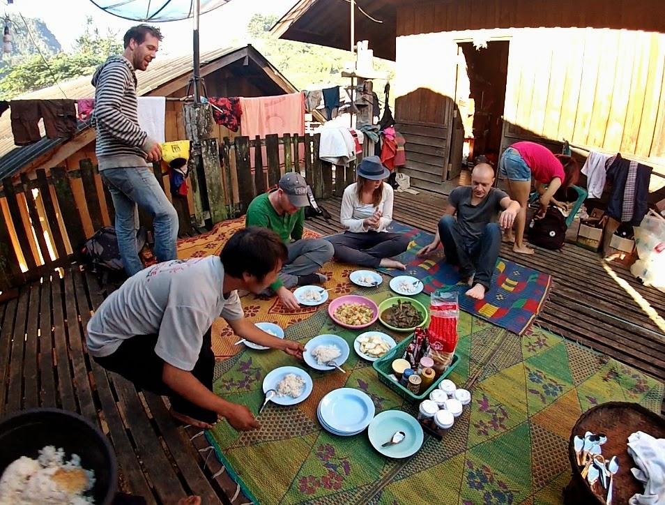 Hill tribe Village Trekking - Pai Thailand