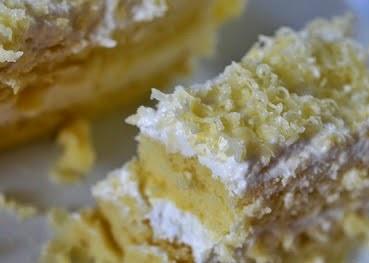 Cake Lapis Salju