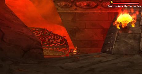 forge noire profondeurs de rochenoire