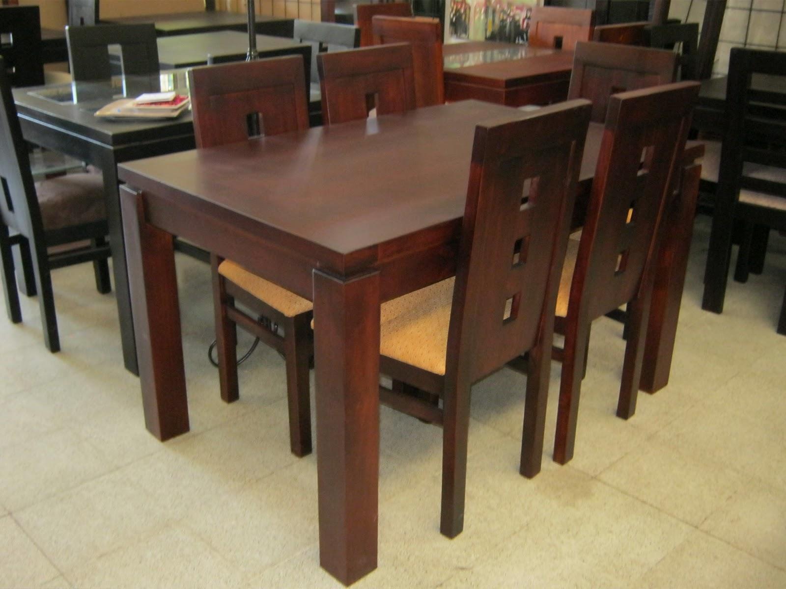 Comedores a medida muebles adonay for Comedores en franklin