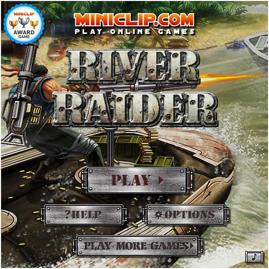 Game : River Raider
