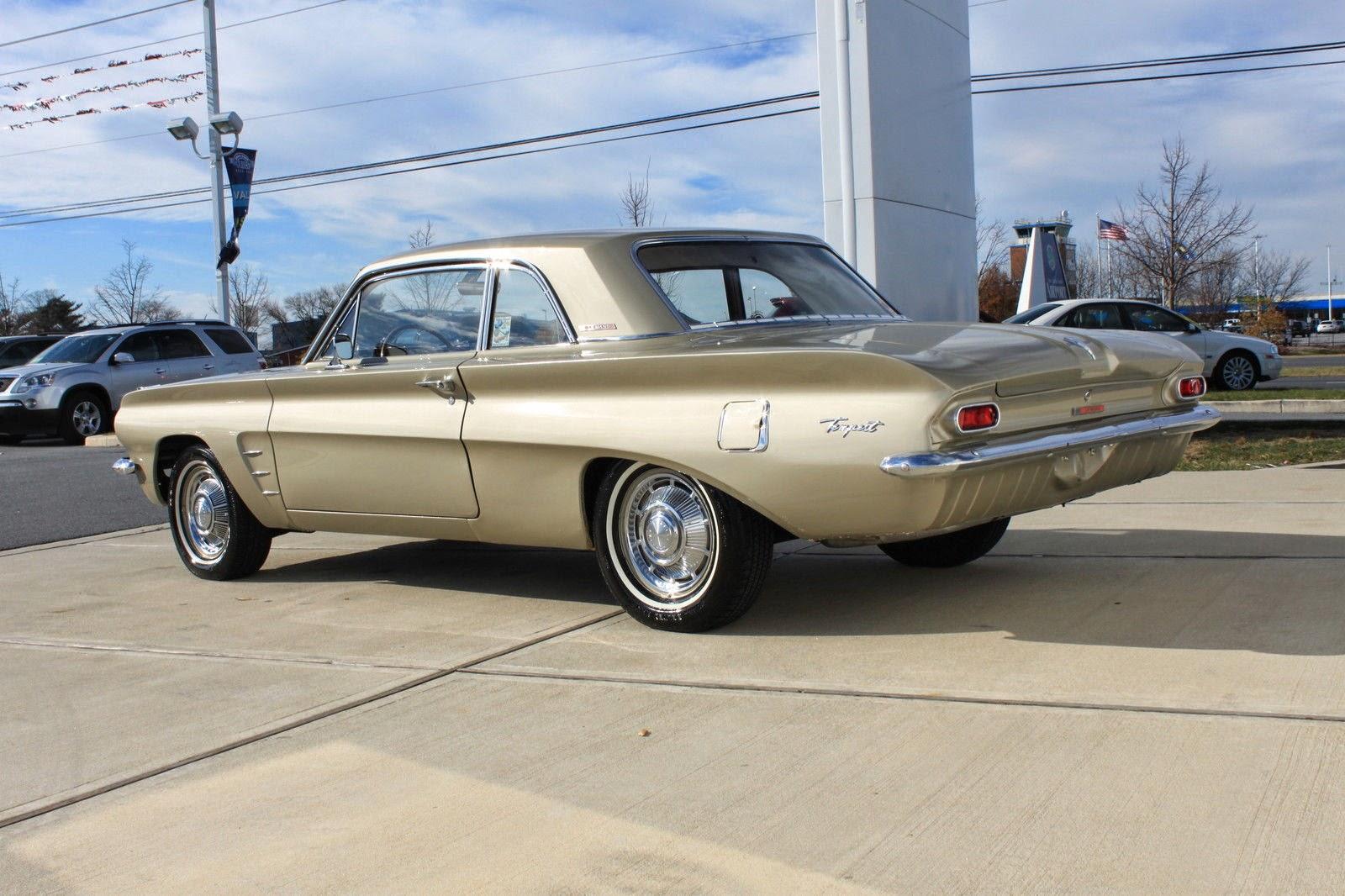 1962 Pontiac Tempest Daily Turismo 10k Repeat Offender 1962 Pontiac Tempest Trophy 4