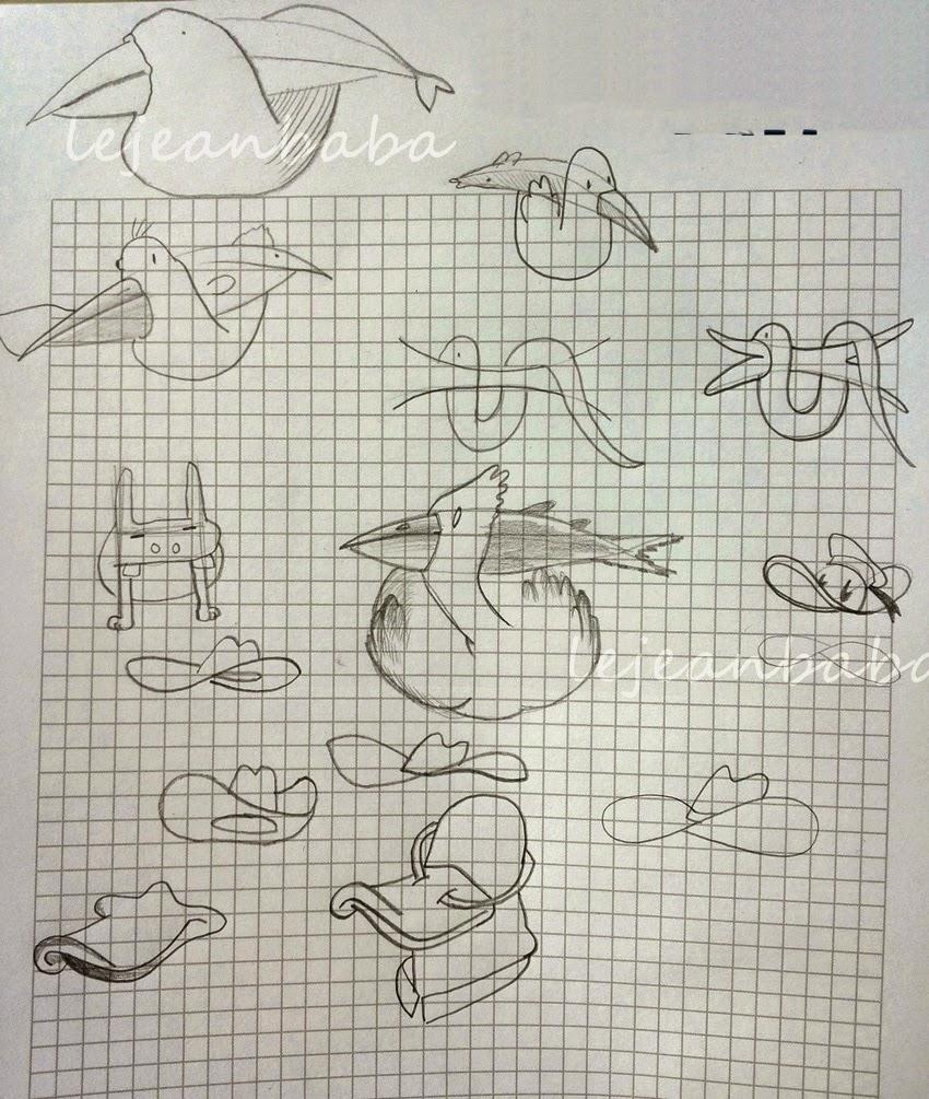 kreativnotiz: Entenschnabelfisch
