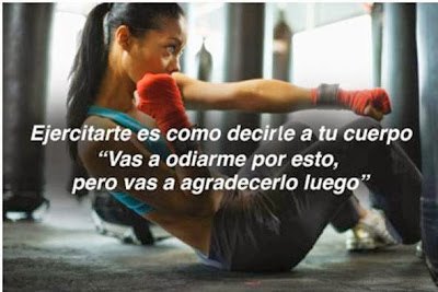 Motivate y ejercita tu cuerpo