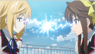 Infinite Stratos S2 Episode 7 Subtitle Indonesia