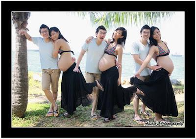 Maternity Shoot & my 4S 5