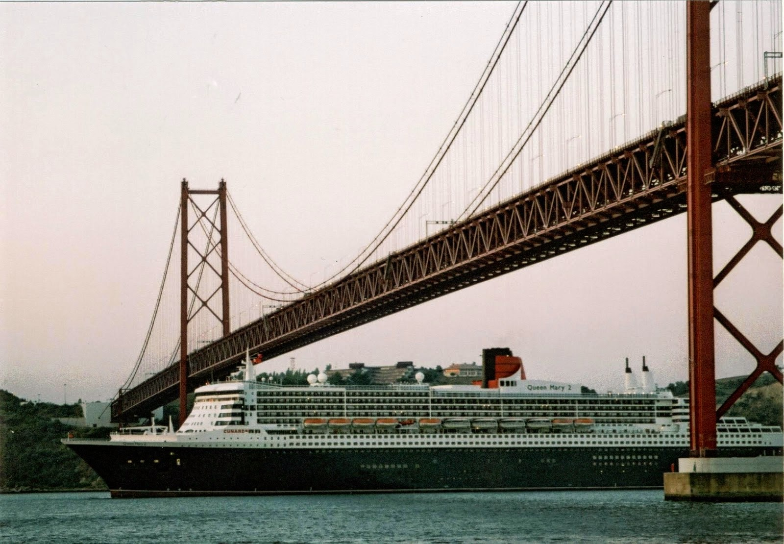 QUEEN MARY 2 BLOG