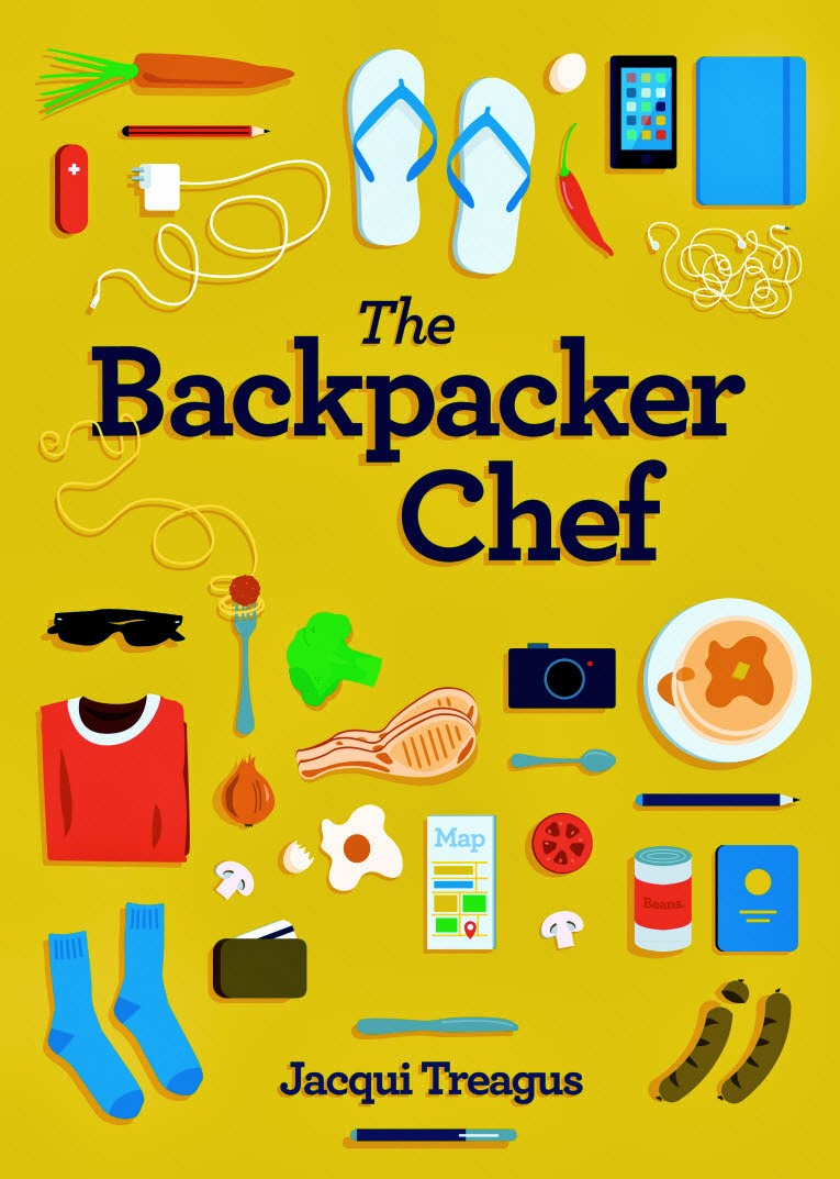 The Backpacker Chef Cookbook!