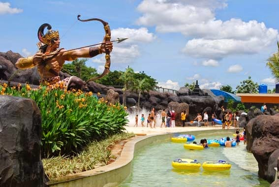 Pandawa Water World Solo Baru