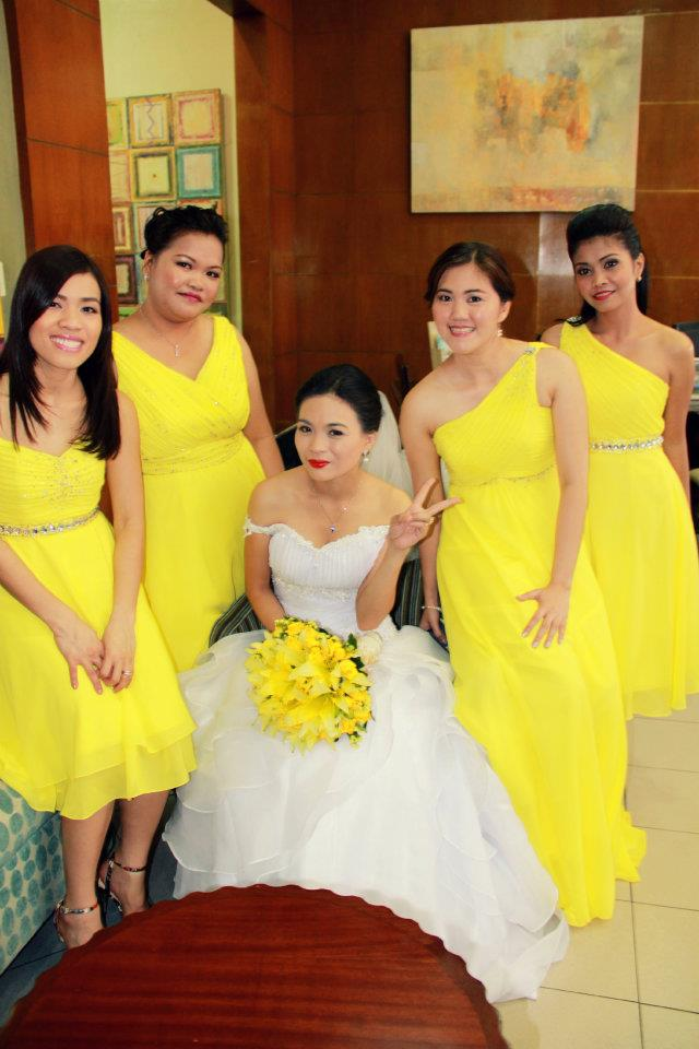 Norliks & Cha: Supplier Rating: Entourage Gowns by Farley de Castro