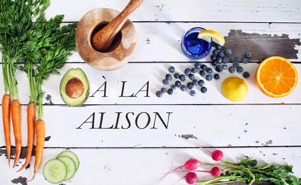 à la Alison