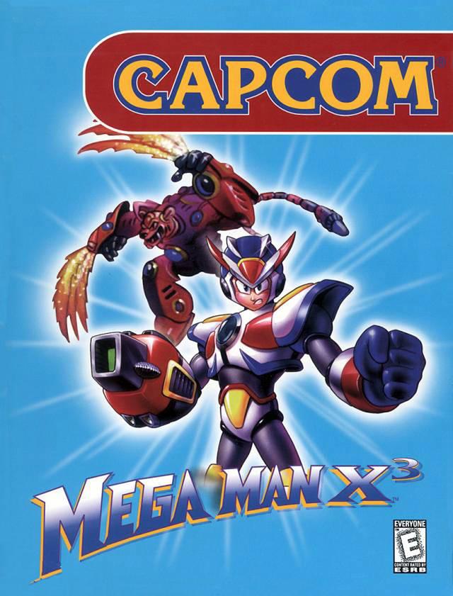 Megaman x3 pc full descargar gamezfull for Megaman 9 portada