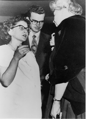 mother, father, eleanor roosevelt, 1947