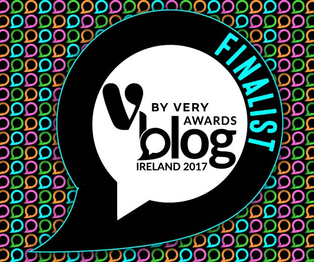 V by Very Blog Awards Ireland 2017
