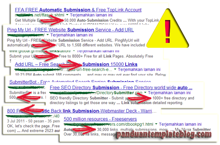 Auto Link Submitter Search Engine