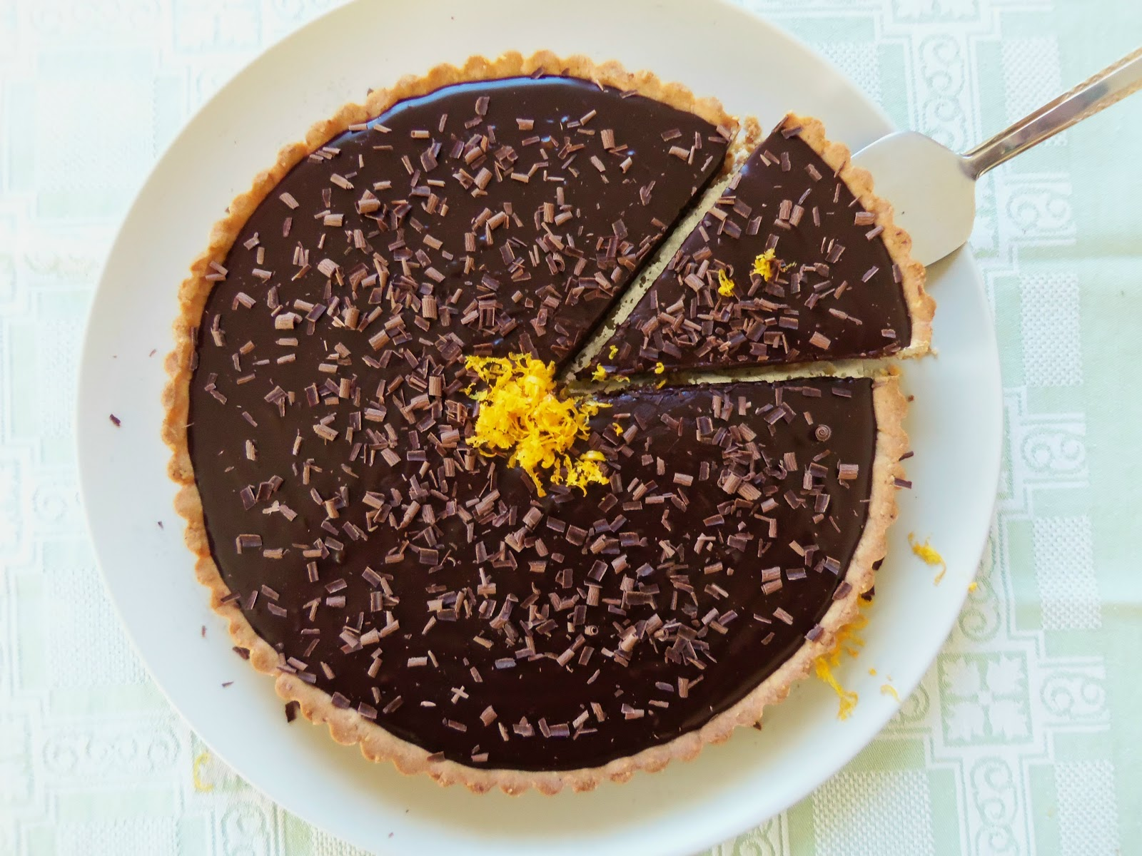 tart chocolate ganache tart chocolate pretzel tart chocolate pear tart ...