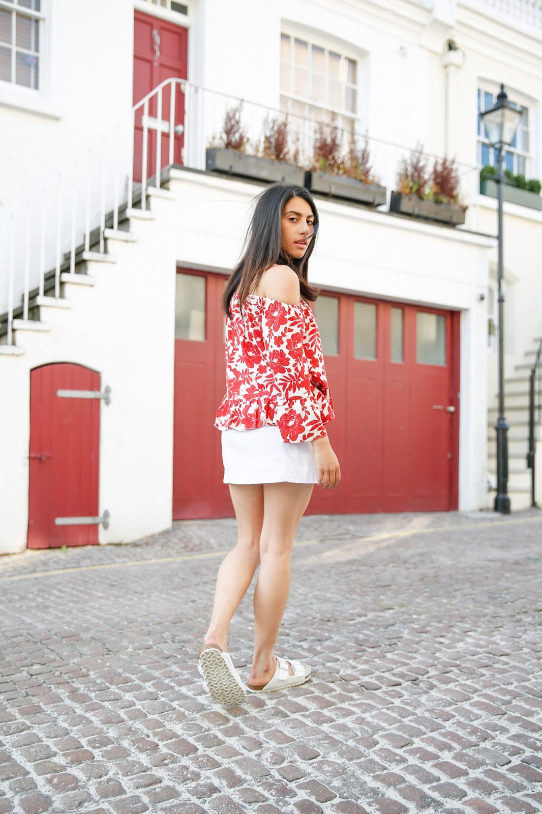 London Fashion Photographer & Blogger, Victoria Metaxas