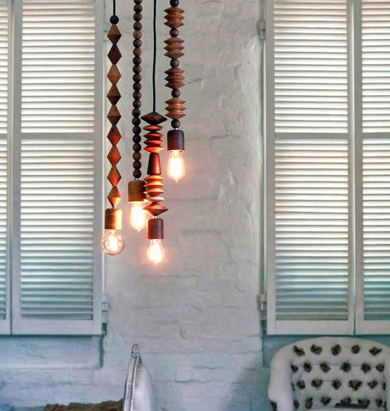 lâmpada sem lustre - lâmpada nua - faça você mesmo - ideia de iluminação