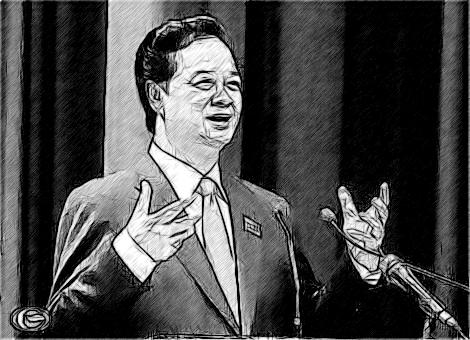 Thủ tướng Nguyễn Tấn Dũng phát biểu trước Quốc hội