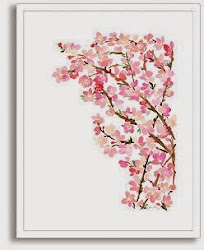 ----------------Cherry Blossom Art---------