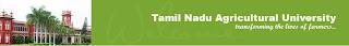 Tamil Nadu Agricultural University Coimbatore