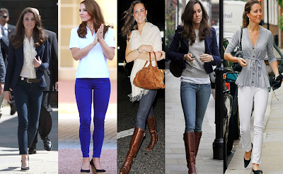 Kate Middleton Fashion Style Fashion Dress 2012